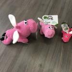 Go Dog Checkers Stuffed Toys