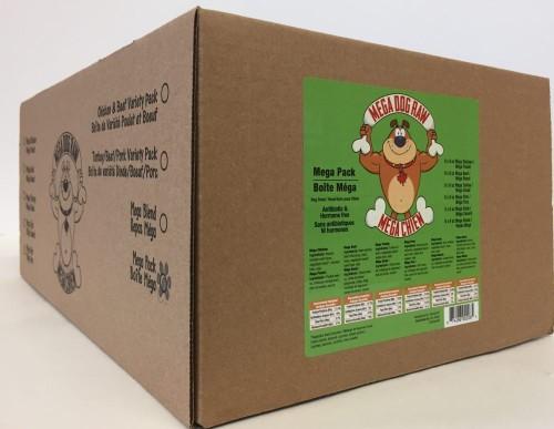 Mega Dog Mega Pack 24LB