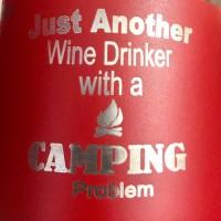 Laser Engraved 12oz Wine Tumblers